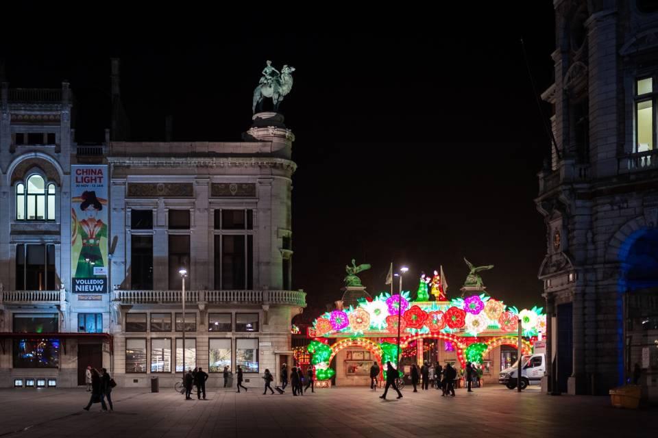 ZOO d'Anvers / Jonas Verhulst
