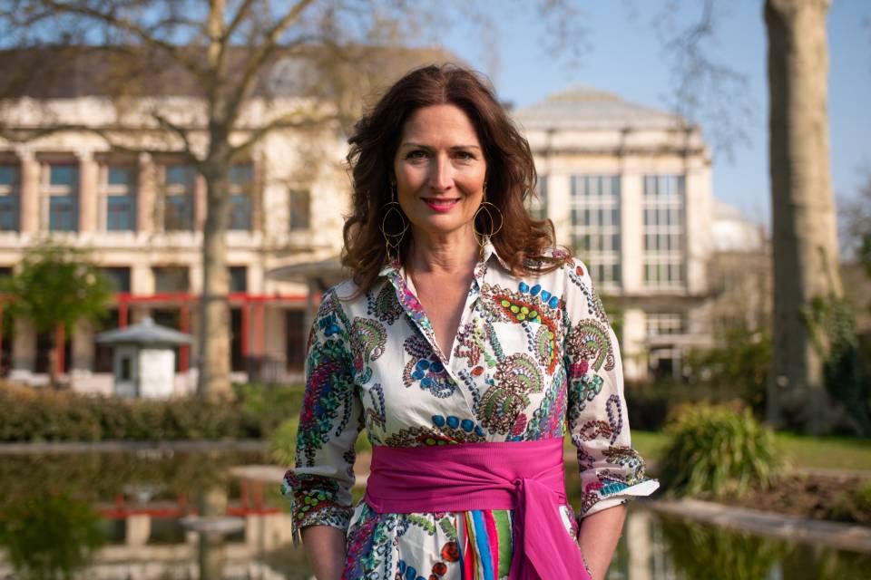 ZOO Antwerpen - Anja Stas - initiatiefneemster