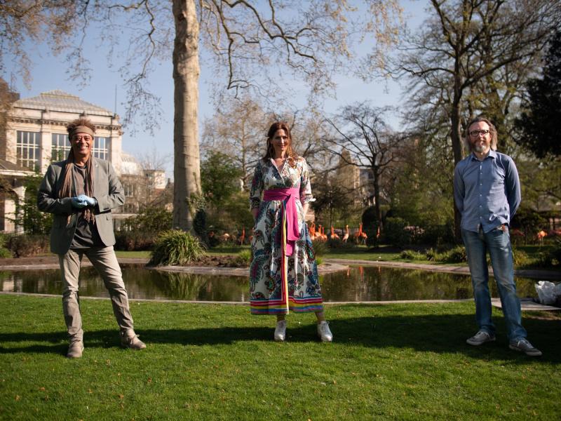 ZOO Antwerpen wenst je een Zalig Pasen met een hoopvol lied