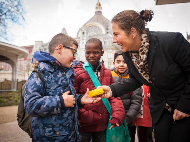 NOUVEAU au ZOO d'Anvers et Planckendael: un beau cadeau pour les écoles maternelles et primaires